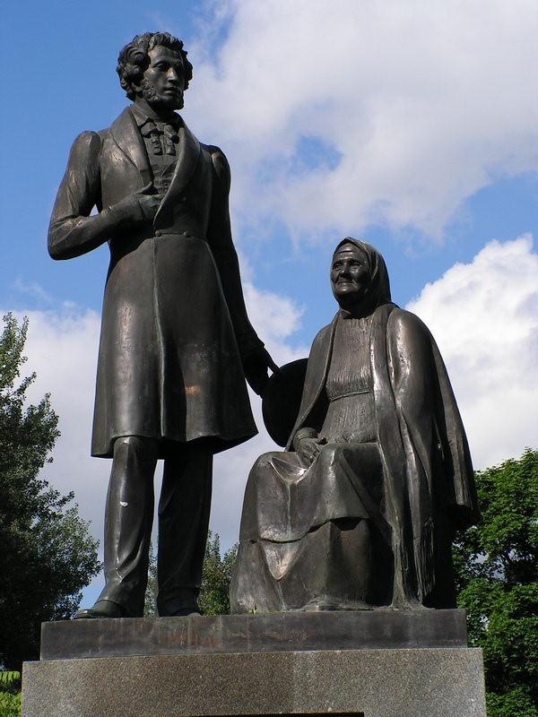 Как пушкин связан с томском